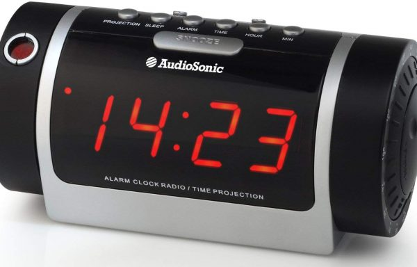 Reloj despertador AudioSonic